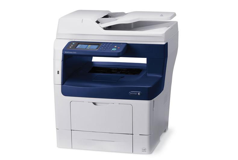 Noleggio E Vendita Stampante Xerox 3615