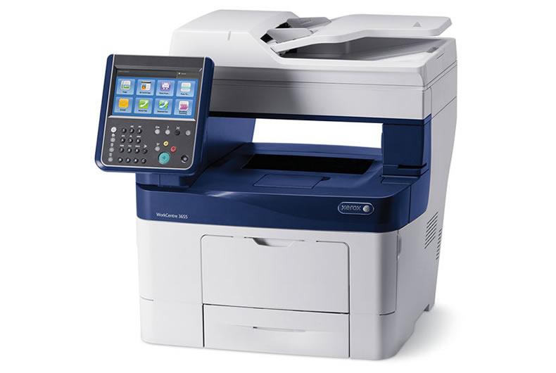 Stampante Xerox 3655 Noleggio e Vendita Bergamo