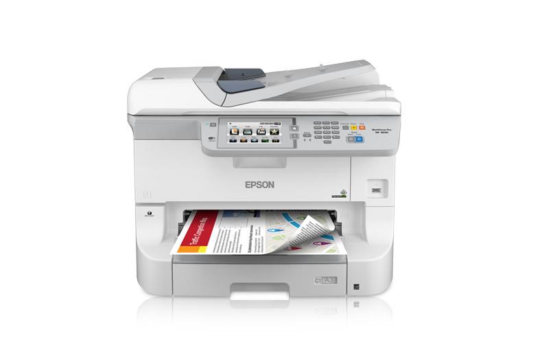 Multifunzione Epson WorkForce PRO WF-8590 DWF